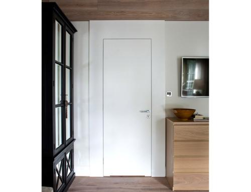 Drzwi nowoczesne ukryte