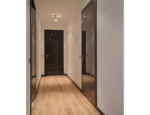 Drzwi lakierowane na wysoki połysk